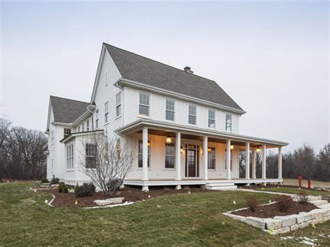 Modern Farm House Plans | modern farmhouse plans farmhouse open floor plan original
