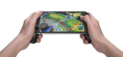 Mobile Legends Moba Mobile Legend Joystick Analog Smartphone Aov moba controller for android iphone mobile legends pubg fortnite downeystore