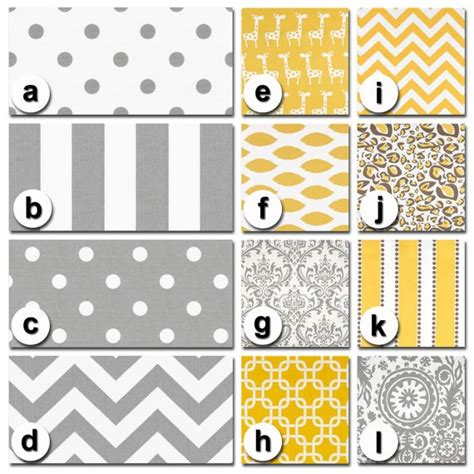 Bed Sheet Fabric Options by 17 Best Images About Nursery On Pinterest Grey Yellow