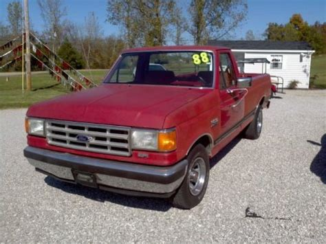 1988 ford f150 specs 1988 ford f150 xlt lariat regular cab data info and specs