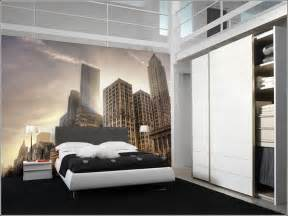 New York Wall Murals For Bedrooms Add Life To Your Walls With City Wall Murals