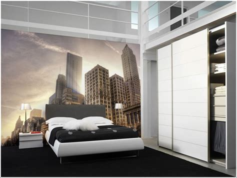 new york themed bedroom city wall murals bedroom add life to your walls with city wall murals