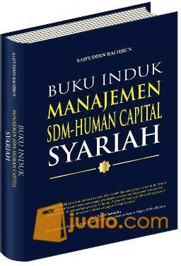 Original Chaotics Buku Manajemen buku induk manajemen sdm human capital syariah jakarta pusat jualo