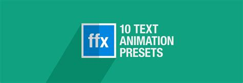 After Effects Animation Template