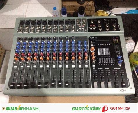 Mixer Peavey Pv 14 Usb mixer peavey pv 14 usb 12 line m盻嬖 100 gi 225 3 800 000苟