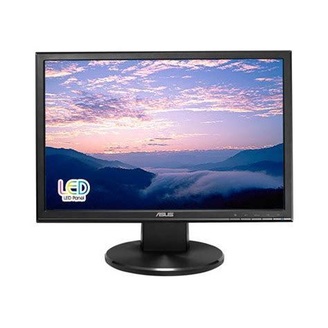 Monitor Led 19 Inch best asus vw199t p 19 inch led monitor