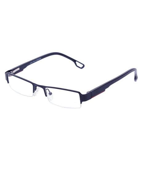 aks black rectangle eyeglasses buy aks black rectangle