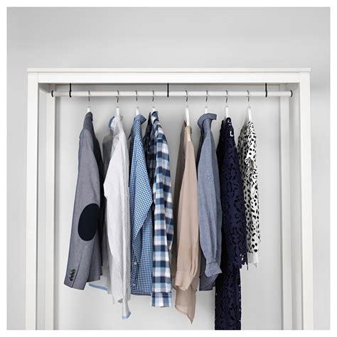 ikea open wardrobes hemnes open wardrobe white stained 120x197x50 cm ikea