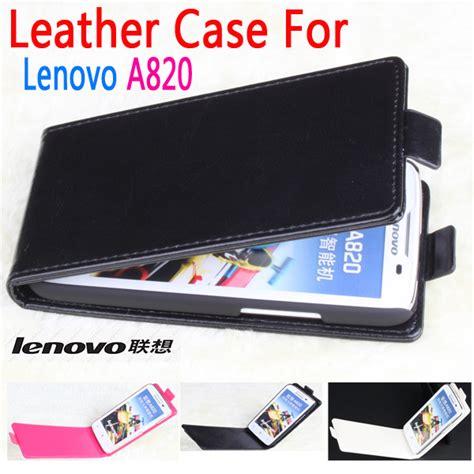 New Flipcover Flipcase Flipshell Lenovo A316 high quality new original for lenovo a820 leather flip cover for lenovo a 820 phone