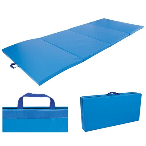Gymnastic Mat For by 4 X10 X2 Quot Gymnastics Folding Exercise Mats