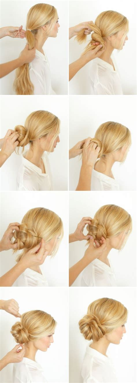 Low Side Bun Hairstyles by Best 25 Side Bun Hairstyles Ideas On