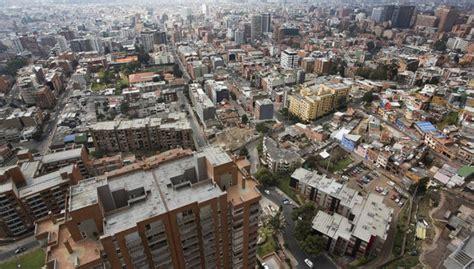 imagenes de zonas urbanas colombia zonas urbanas poco informadas de cambio