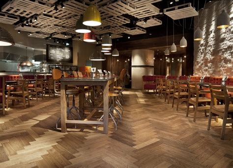 Kitchen Flooring Ideas Vinyl gbk burger restaurant bluewater