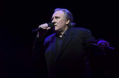 gerard depardieu luxembourg concert depardieu chante barbara