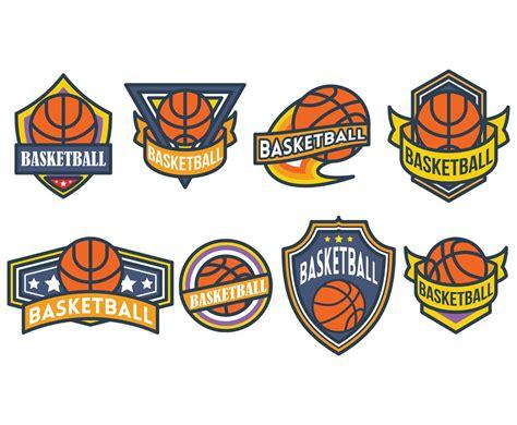 desain jersey basket vektor free basketball logo icons vector vector art graphics