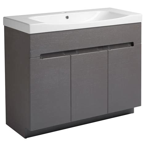 free standing bathroom unit roper rhodes diverge 1000mm freestanding unit charcoal