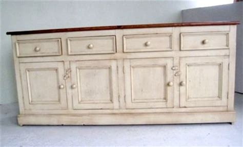White Kitchen Sideboard country style white kitchen hutch buffet farmhouse buffets and sideboards boston by