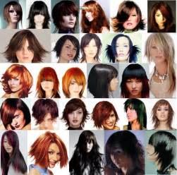 type three hairstyles pictures different hair styles in winter funs inside