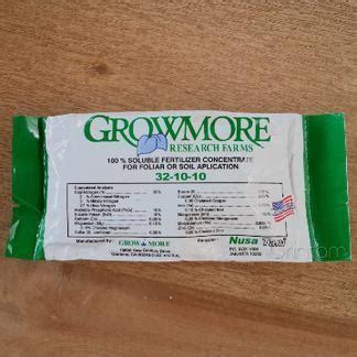 Growmore Pupuk Bunga pupuk growmore 100 gram jualbenihmurah