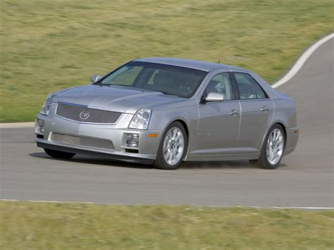 Cadillac 05 Sts Cadillac Sts V Specs Pictures Engine Review