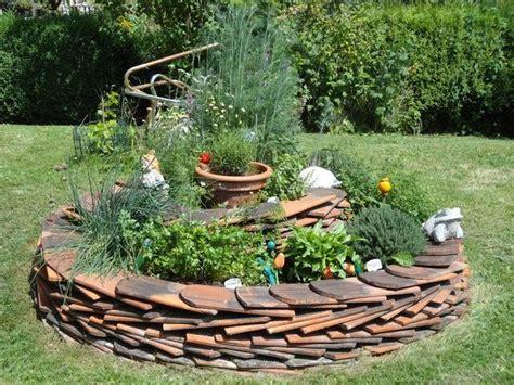 Garten Gestalten Mit Dachziegeln by Die Besten 25 Dachziegel Ideen Auf