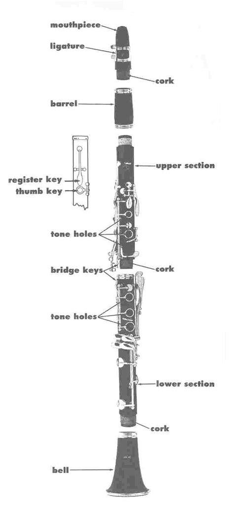 diagram of clarinet clarinet diagram related keywords clarinet diagram
