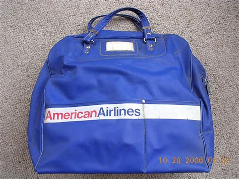American Airlines Cabin Baggage by Vintage American Airlines Cabin Bag Sold On Ruby