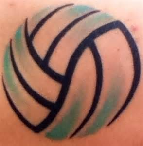 17 best ideas about volleyball tattoos on pinterest