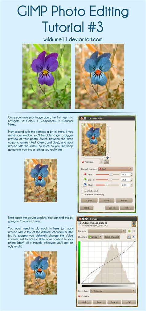 Tutorial Gimp Photo Editing | 328 best images about gimp photo editing tutorials clip