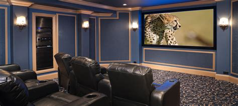 Design Your Own Home Theater Room Home Theater Installers Lightandwiregallery Com