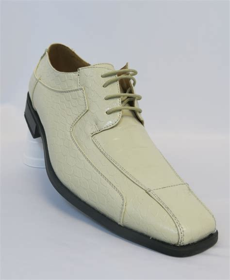 best shoes for style and comfort milano moda a5732 creme shoes exotic tie up for style and