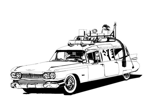 ghostbusters car coloring pages ghostbusters car coloring pages coloring pages