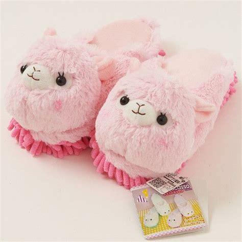 alpacasso slippers alpacasso alpaca plush cleaning slippers alpacas