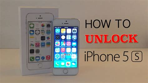 how to unlock iphone 5s at t how to unlock iphone 5 5s any carrier or country