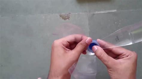 Kipas Angin Bekas cara membuat kipas angin sederhana dari botol bekas air