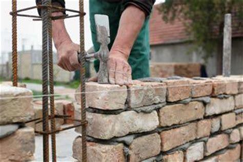 Costruire Un Muro Di Mattoni by Costruire Un Muretto