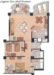 Hilton Hawaiian Village Lagoon Tower Floor Plan by Contact Akamaitimeshare
