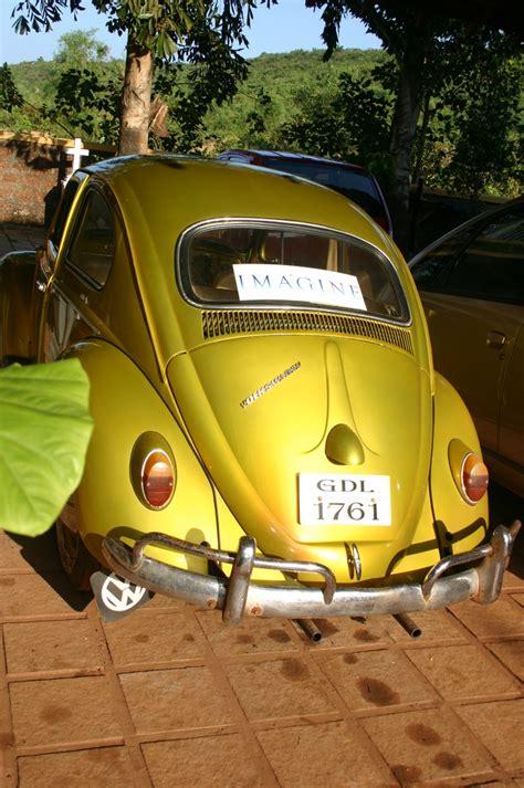 vocho amarillo images  pinterest vw vintage cars  vintage classic cars