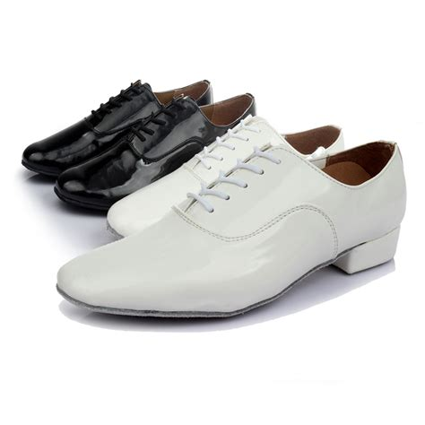 flat salsa shoes s boy s sneakers leatherette performance jazz