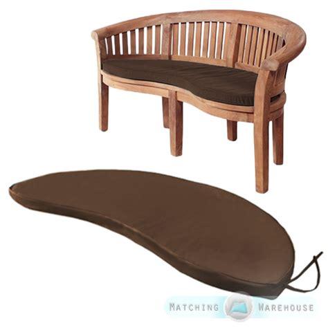 Pp Banana Ie banana peanut bench waterproof garden cushion pads moon