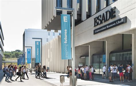 Esade Mba For Partners by Esade Business School Esadeビジネススクール 慶應義塾大学国際センター