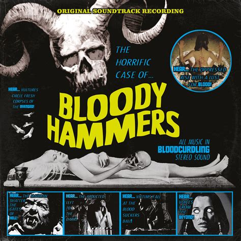 Bloody Hammers bloody hammers
