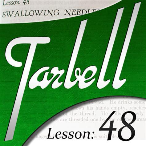 Fixed Fate Aka Predicted fullmagic tarbell 48 swallowing needles and razor blades