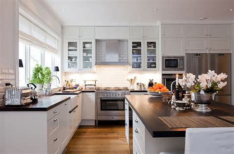 new england style new england style kitchen