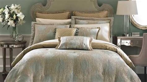 croscill comforters croscill opal bedding collection youtube