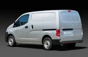 Nissan Cargo Nissan Nv200 Compact Cargo A Right Sized Solution