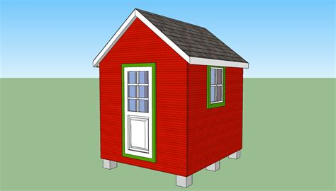 playhouse shed plans wooden playhouse plans howtospecialist how to build