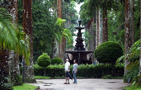 visit ancient rio de janeiro botanical garden  brazil