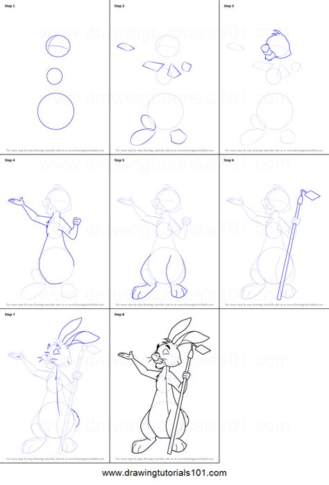 How To Draw Winnie The Pooh Step By Step Easy