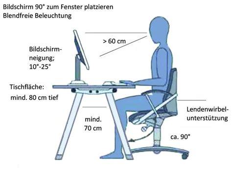 ergonomie am arbeitsplatz beleuchtung b 252 cherei praxishandbuch b 252 chereieinrichtung